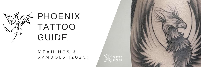 Renewal Rebirth Restart Phoenix Tattoo Guide For 2021 Tattoo Stylist