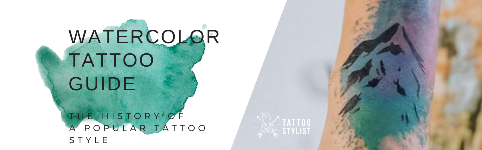 watercolor tattoo featured image
