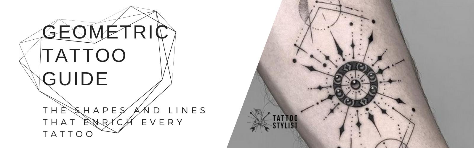 geometric tattoo guide featured image